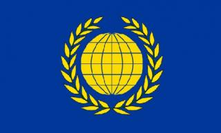 Council of Earth Flag
