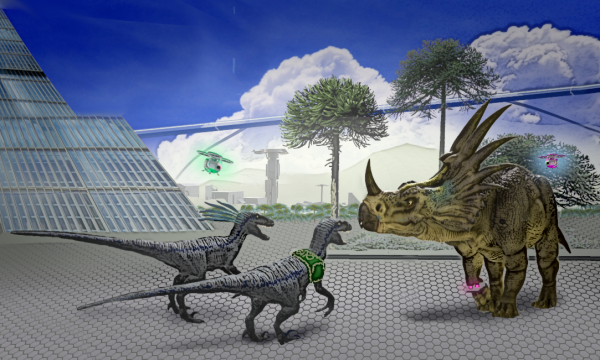 Archsaurs Meeting