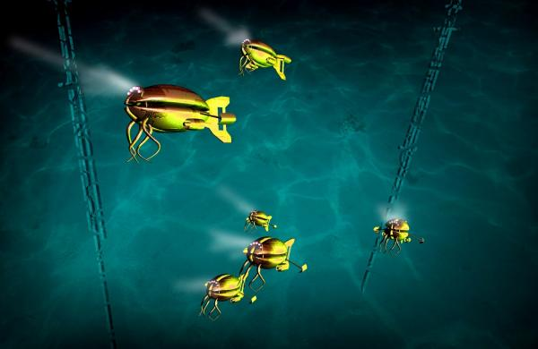 Golden Submersibles