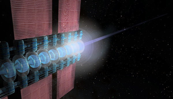 Interstellar Laser