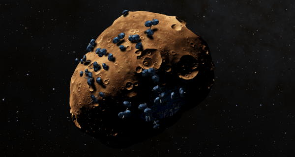 Lombardo Asteroid Colony