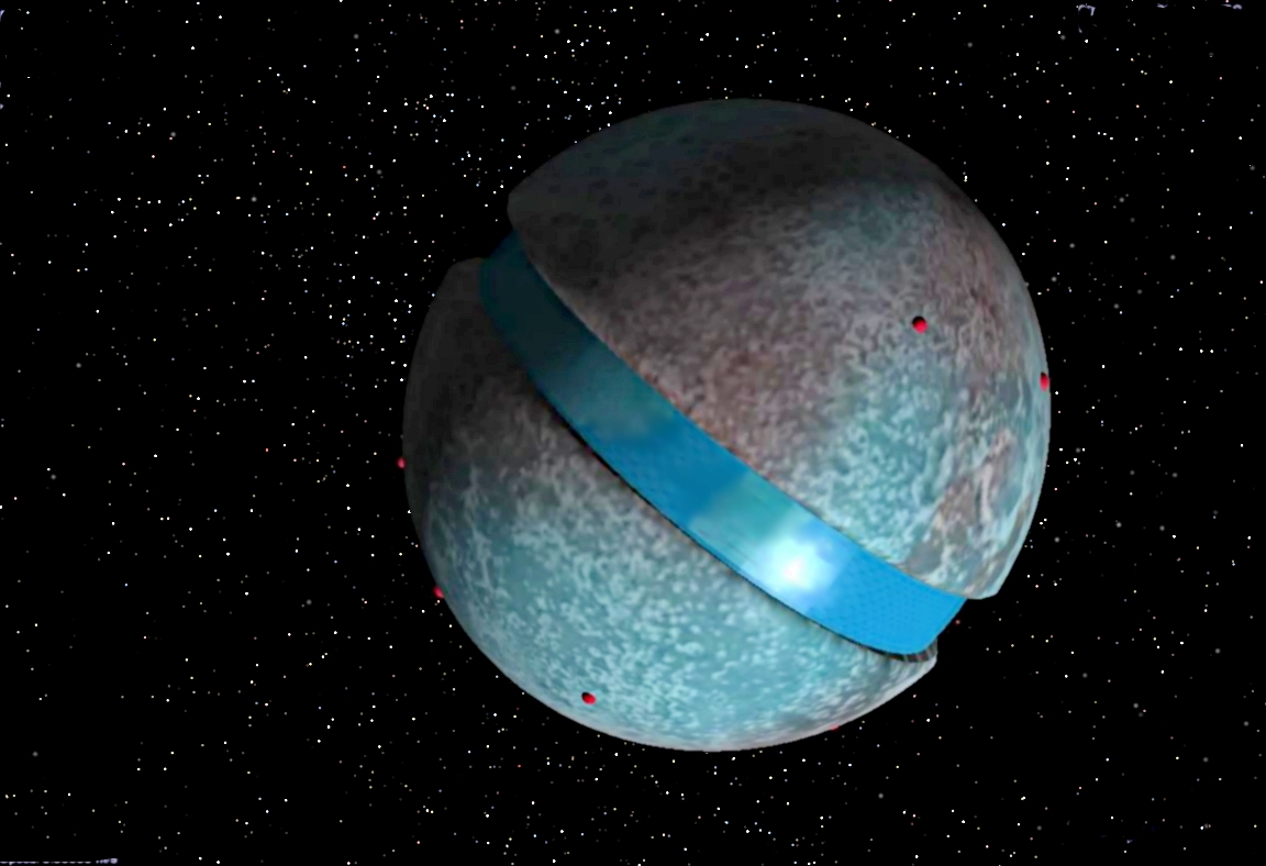 Orion S Arm Encyclopedia Galactica Pluton